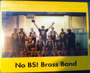 No BS! Brass Band VS Black Girls