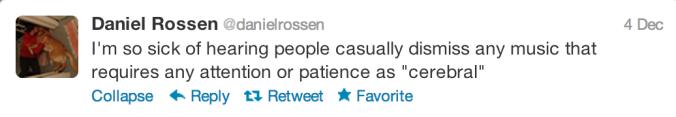 Daniel Rossen tweet