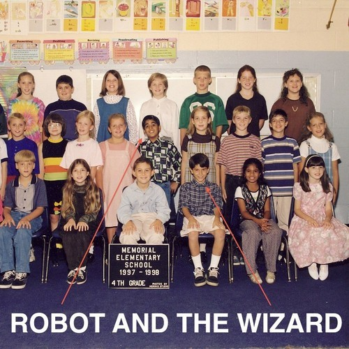 Robot and the WIzard