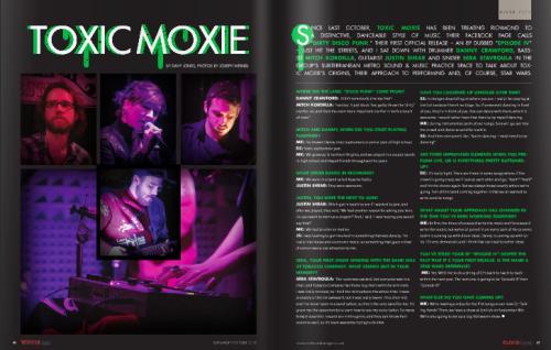 Toxic Moxie