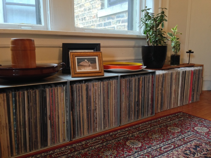 Brian records
