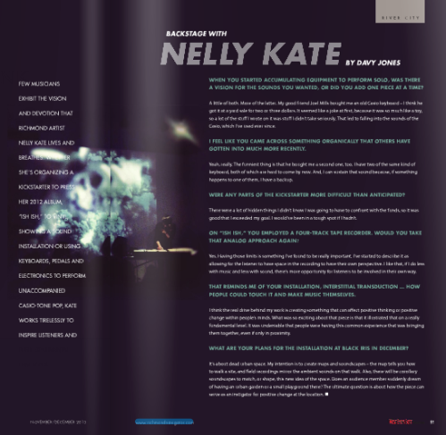 Nelly Kate