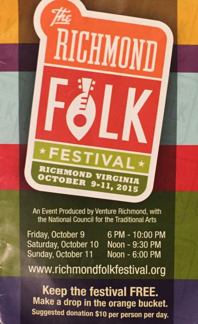 Folk Fest cover